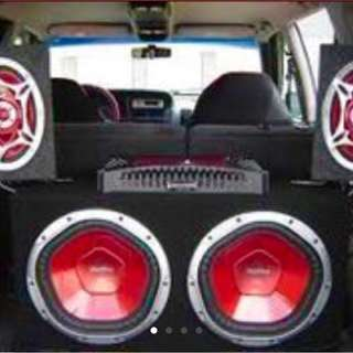 Sony XPLOD Car Subwoofer