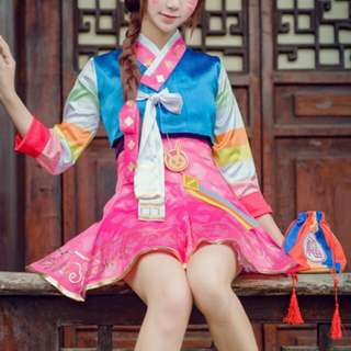 Overwatch Dva Cosplay Costume Palanquin Dva set
