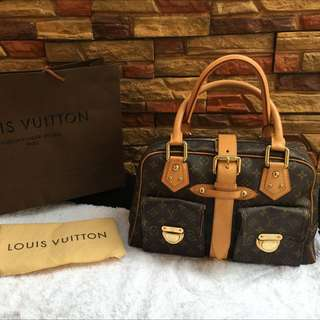 Louis Vuitton Manhattan PM Authentic