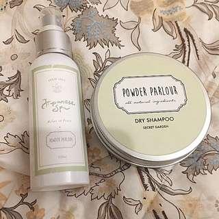 Hair Mist + Dry Shampoo (1 set)