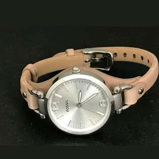 fossil watch for women's
