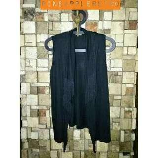 Fringe Cotton Vest