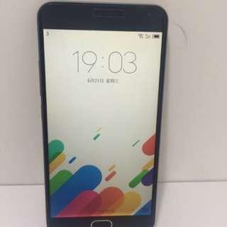 魅族 魅藍Note2(16GB) 手提電話 智能手機 后備機