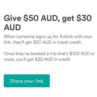 GET $50 ON AIRBNB FOR FREE