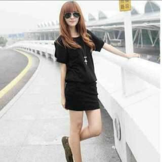 Mini Dress / T Shirt Dress