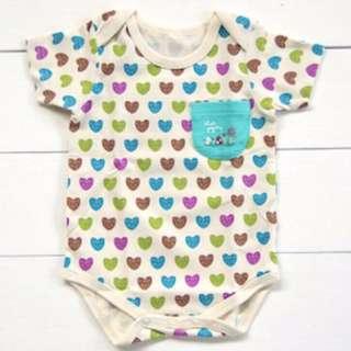 Instock Infant Heart Suit