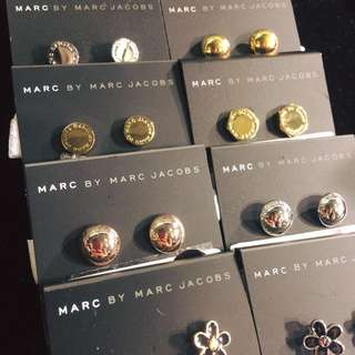 Marc By Marc Jacobs Earrings 耳環 正品‼️禮物 冬天 聖誕節 聖誕禮物 Bracelet Accessories