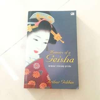 Memoirs of a Geisha Novel