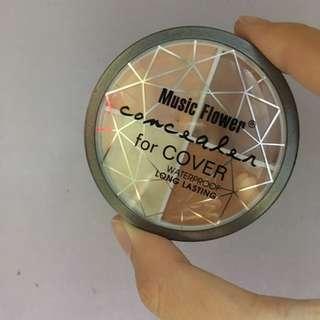 Music Flower Water Proof Concealer 遮瑕膏