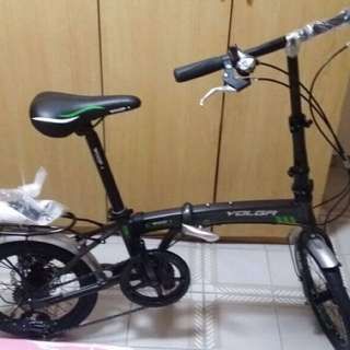 Price Reduced! Foldable Bike For Quick Deal!