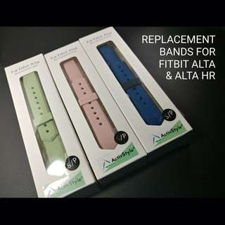 Replacement Band For Alta And Alta HR