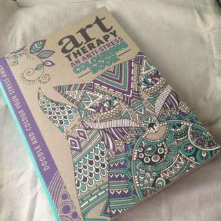 Anti -Stress Coloring Book