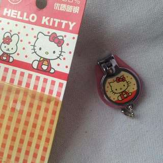 Hello Kitty Nail Clipper