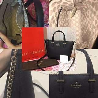 Preloved Branded Bags Ori - KS, MK, LC