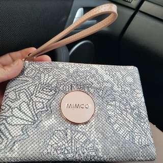 Brand New Mimco Meduim Pouch