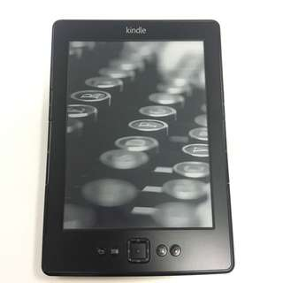 Free shipping; Kindle E Ink Display, Wifi