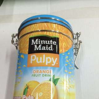Vintage Minute Maid Collectible