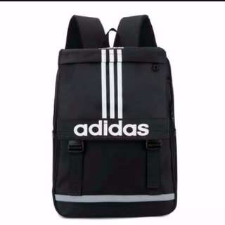 ADIDAS Backpack (suit for school, travelling, hiking, etc) --promo price now