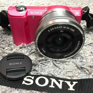 SONY a5000 類單眼相機