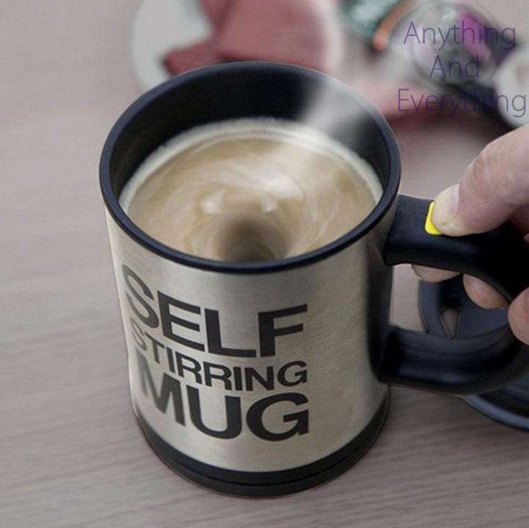 400 ML Self Stirring Coffee Mug