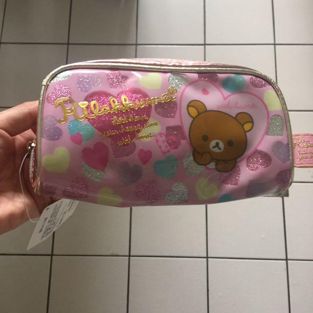 超可愛拉拉熊筆袋