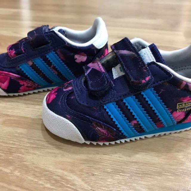 Adidas Originals Dragon Baby Shoes