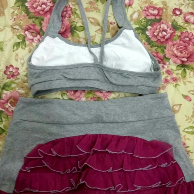 Aerobic Sport Wear/Set