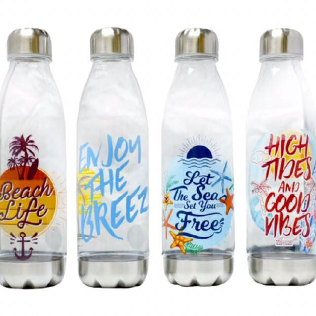 American Choice Tropical Collection Bottles