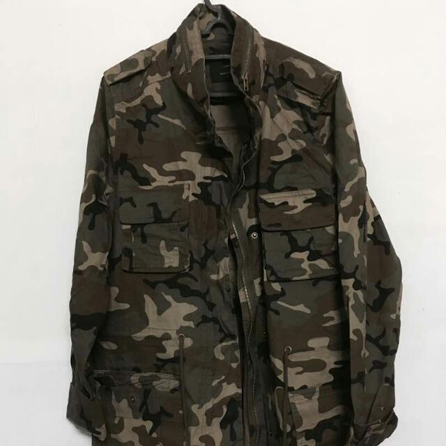 Army Long Flannel From USA
