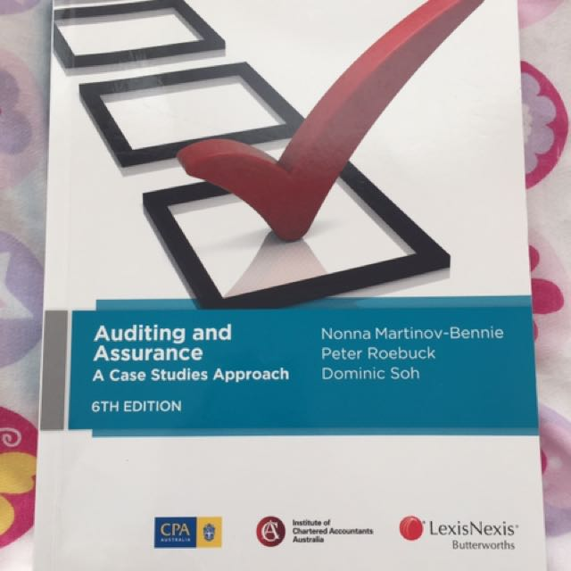 Auditing And Assurance : A Case Studies Approach