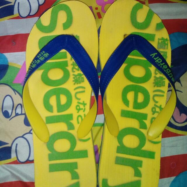 Authentic Superdry Slipper
