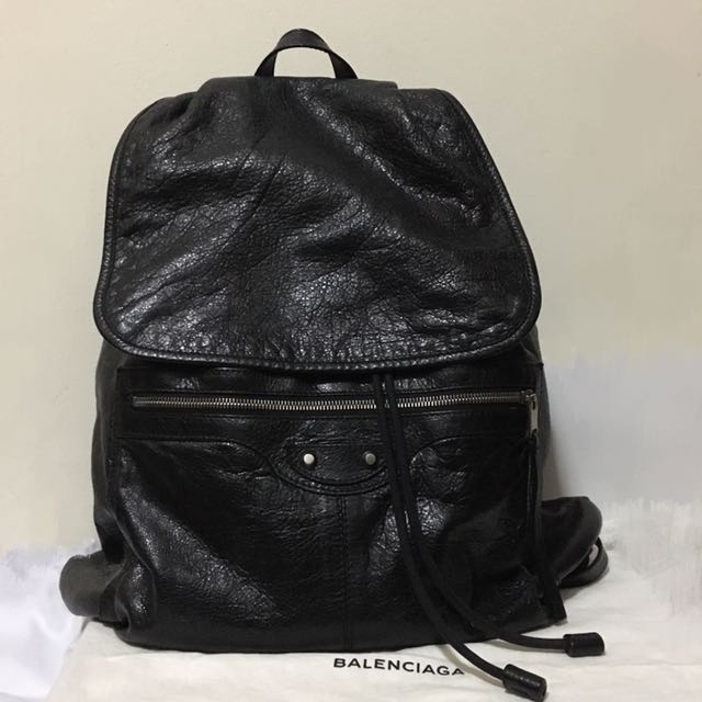 c7360ca44545cd Balenciaga Traveler S Backpack, Luxury, Bags & Wallets on Carousell