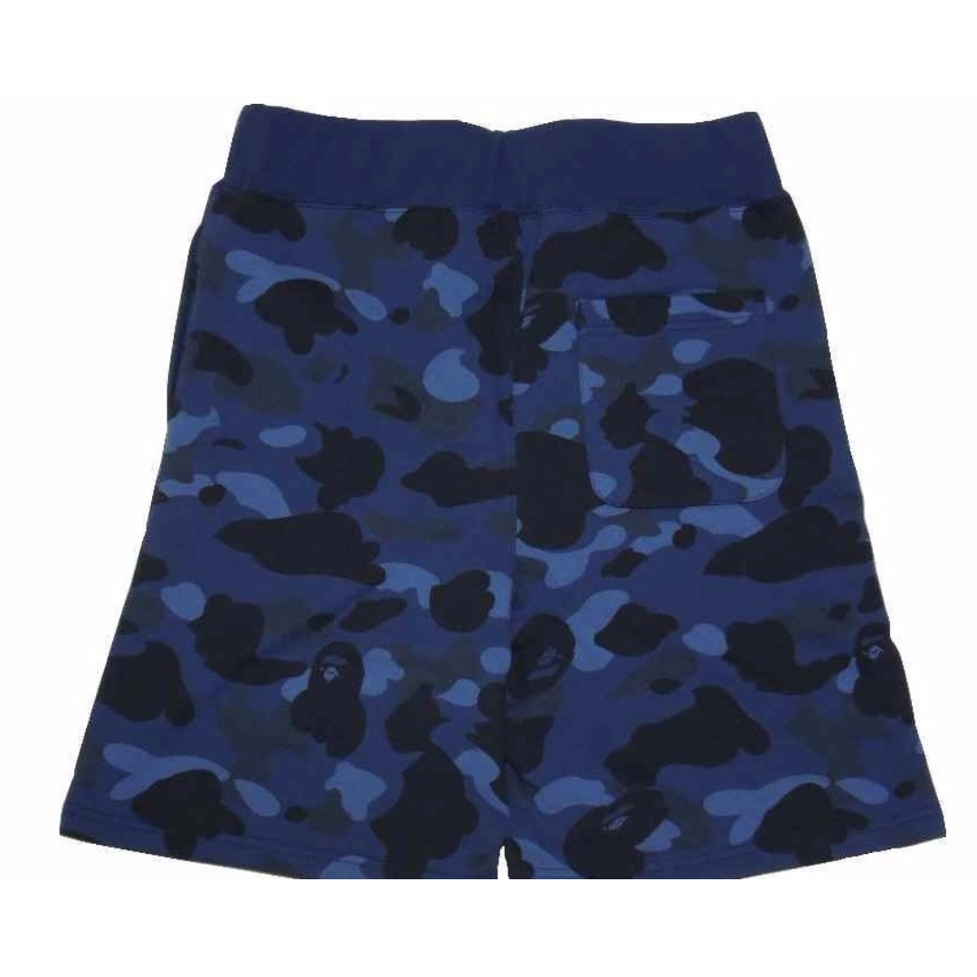 8e0d320046c0 Bape Color Camo Shark Sweat Shorts