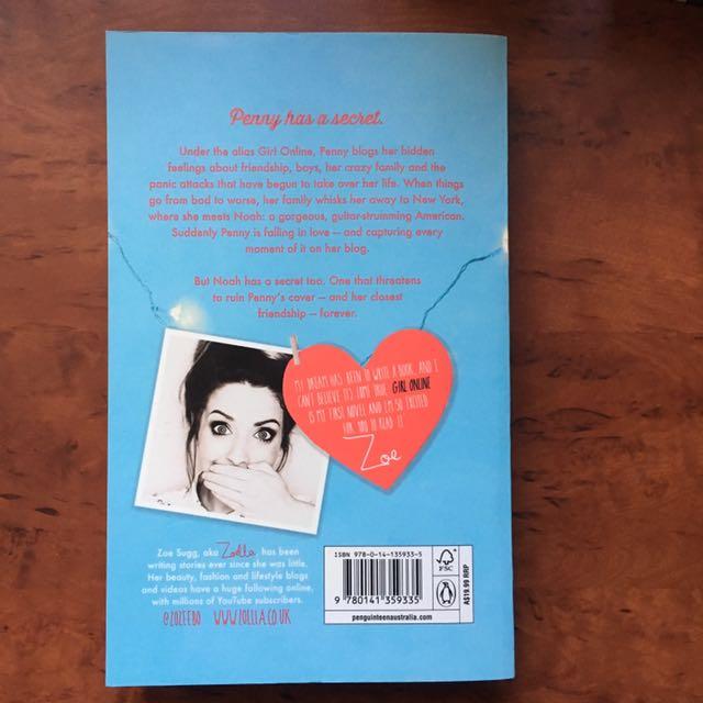 Brand New Girl Online Book