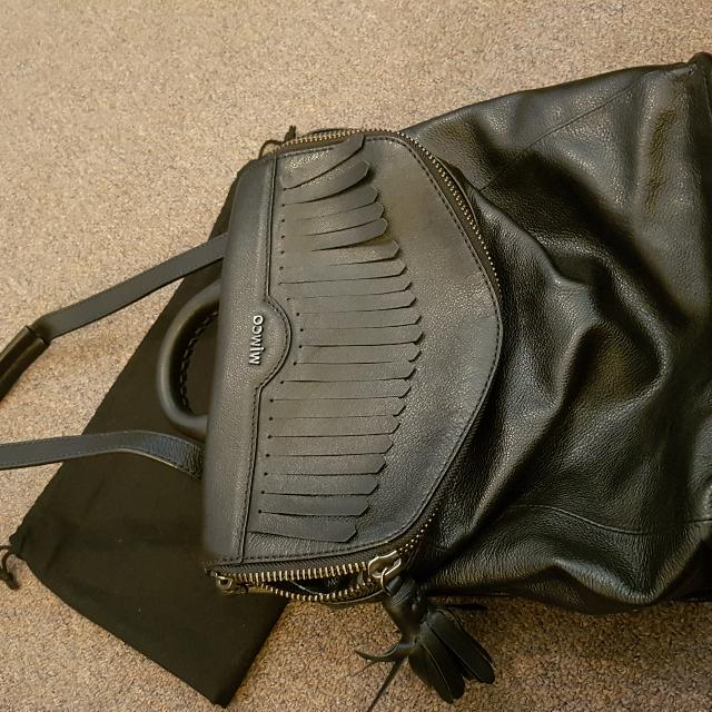 Brand New With Tags Mimco Handbag