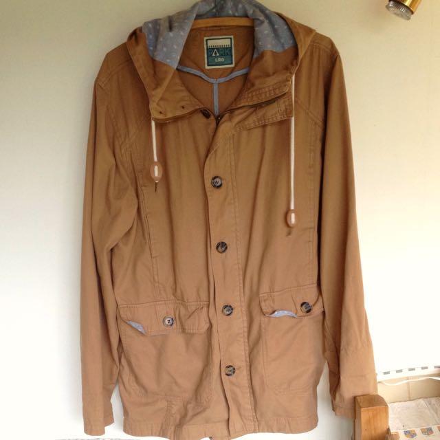 Brown Park (Hallensteins) Jacket