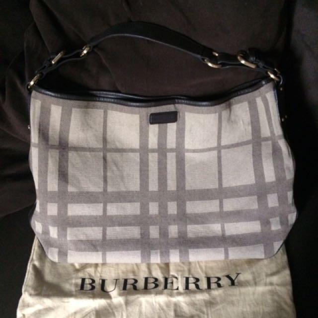 Burberry Hobo