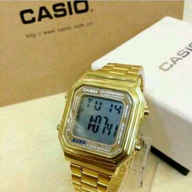 CASIO (WATCH)