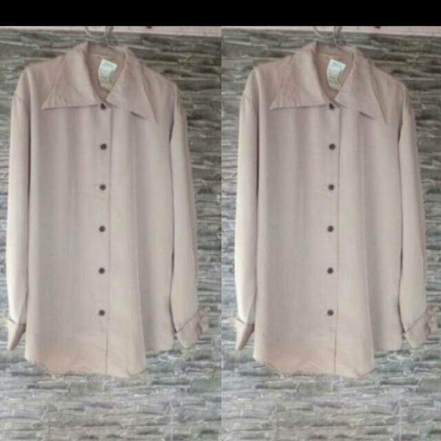 Choco blouse