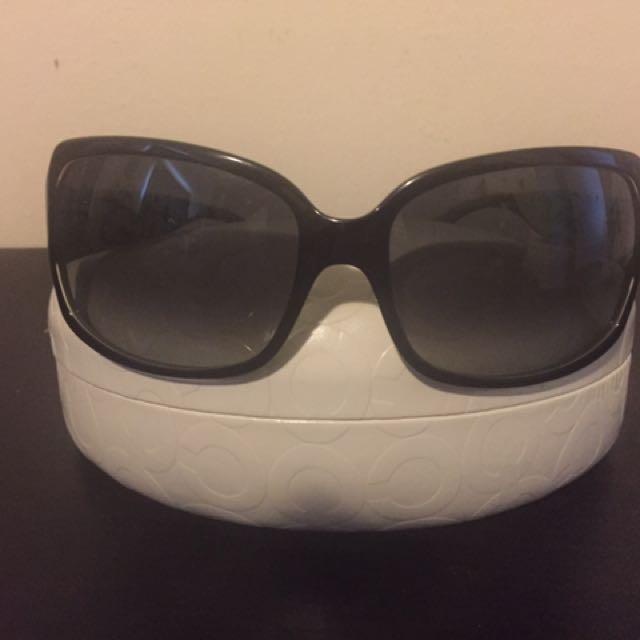 Coach Sunglasses w/ Case