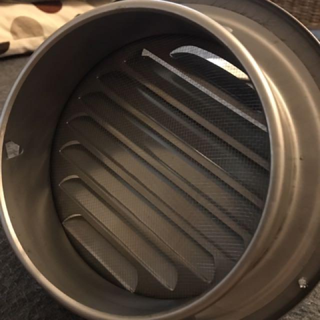 Corong Asap Dapur Stainless Steel Kitchen Liances On Carou