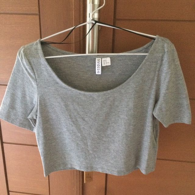 Crop top H&M