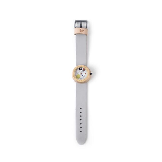Disney Mickey Mouse Wooden Watch