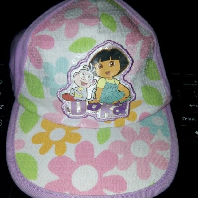 Dora  The  Explorer Girl's Cap