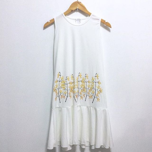 Dropwaist Dress