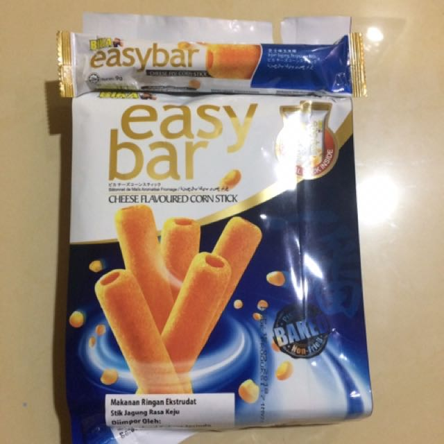Easy Bar Cheese Flavored Form Stick