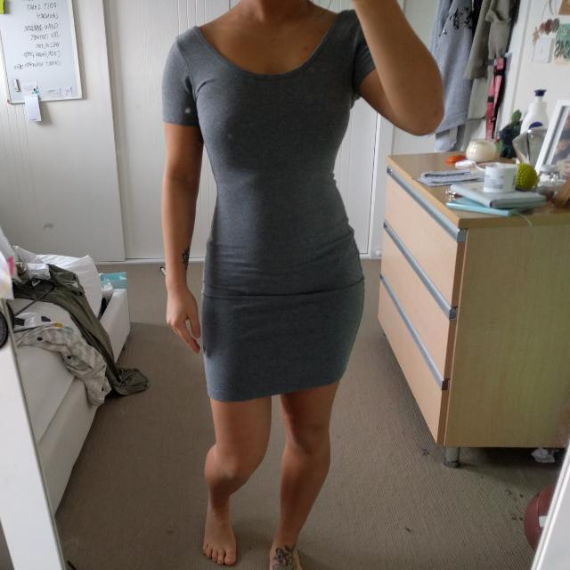 ebony&Ivory Dress XS