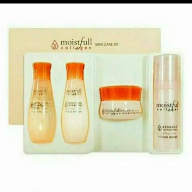 Etude House Moistfull Collagen Trialkit