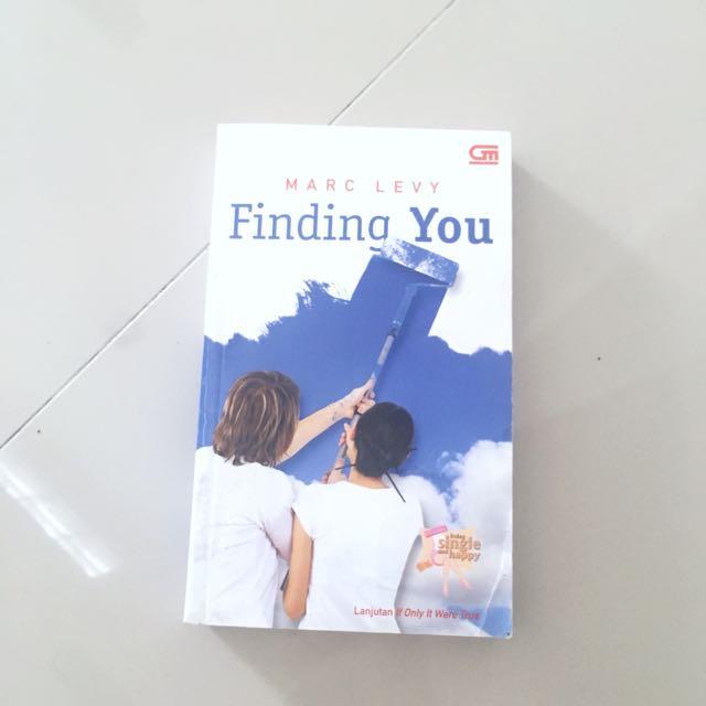 Finding You Novel