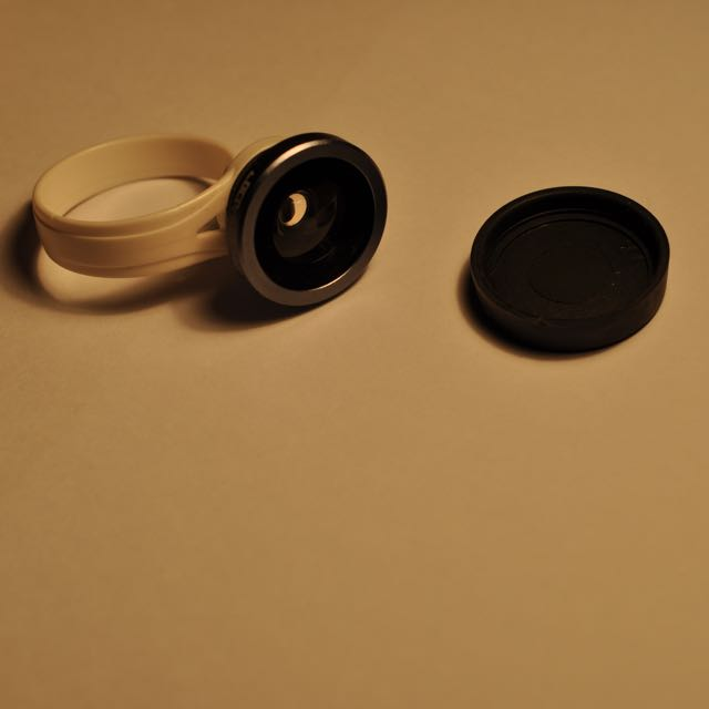 Fish-eye Lenses